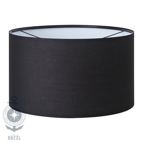ikea rismon schirm in schwarz 40cm lampenschirm leuchtenschirm stoffschirm ebay. Black Bedroom Furniture Sets. Home Design Ideas