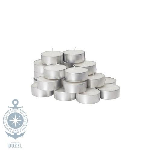 IKEA-GLIMMA-100-Teelichter-duftneutral-weiss-Stueck-Teelichte-Kerzen-Packung-100er