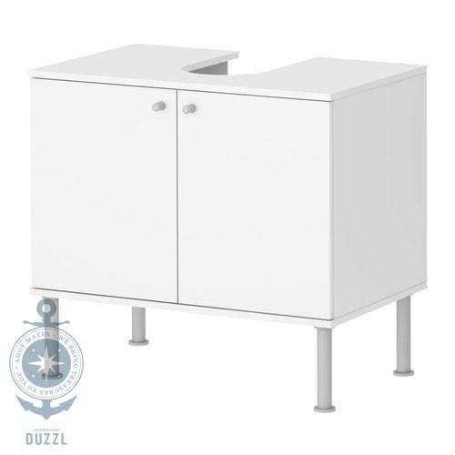 Ikea Patrull Babyphone Erfahrungen ~ Ikea Waschbecken Unterschrank Badschrank Schrank 2 Türen Weiss NEU