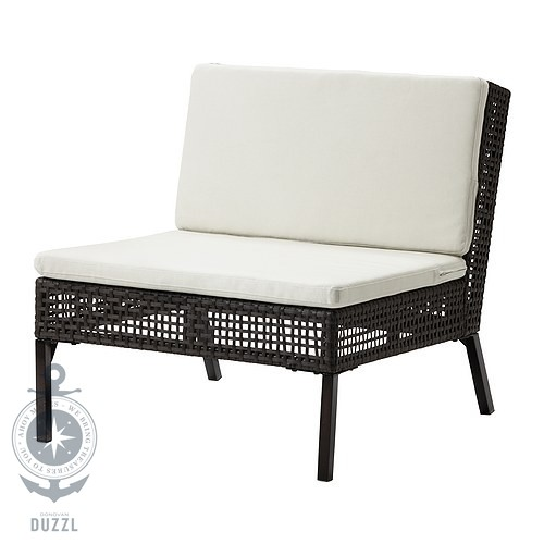 ikea ammer sitzelement kissen rattansofa gartenm bel. Black Bedroom Furniture Sets. Home Design Ideas