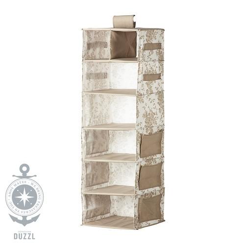 Ikea Aufbewahrung Schrank ikea garnityr aufbewahrung 7 fächer blumenmuster hängeregal schrank