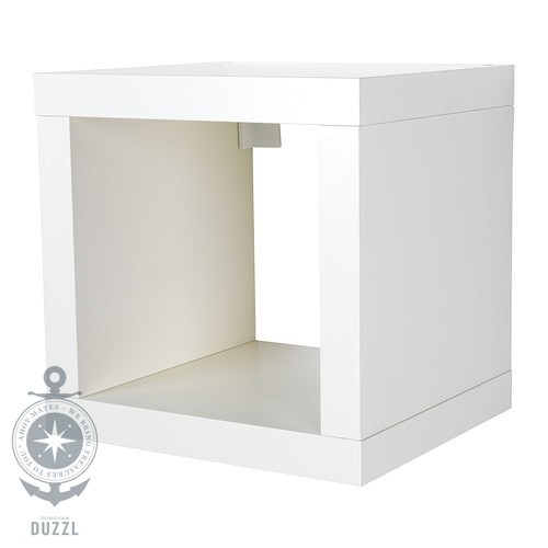 Wandregal würfel ikea  IKEA Expedit Regal weiß Wandregal Würfel Cube 44x39x44cm Neu | eBay