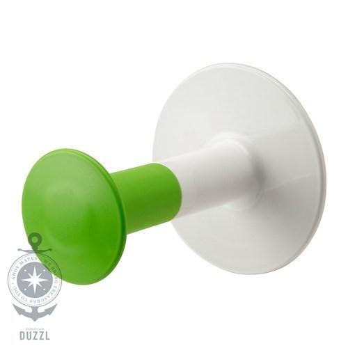 IKEA LOSJÖN Toilettenpapierhalter weiß und grün WC-Rollenhalter ...