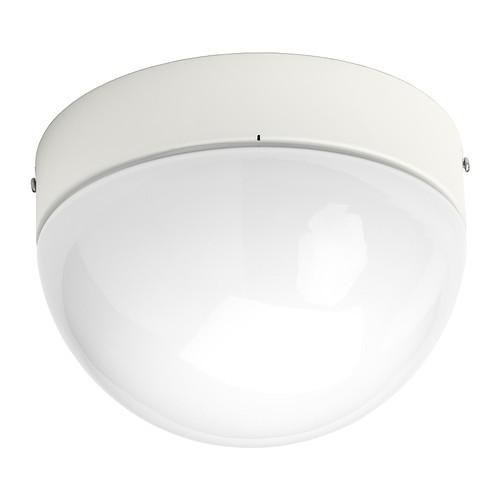 ikea stana deckenleuchte wandleuchte wei badezimmerbeleuchtung lampe leuchte ebay. Black Bedroom Furniture Sets. Home Design Ideas