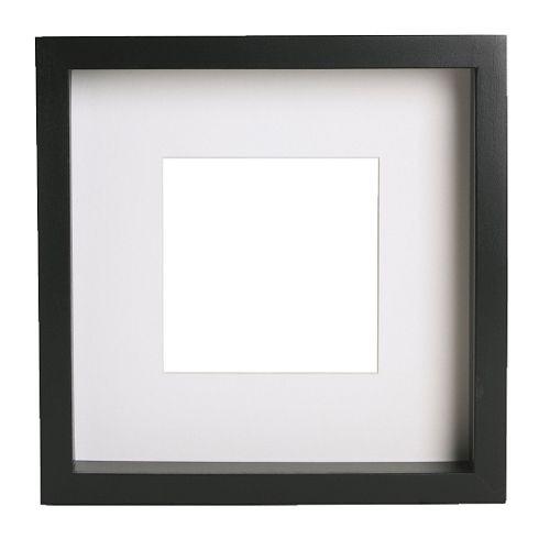 ikea ribba rahmen in schwarz 23x23x4 5cm bilderrahmen. Black Bedroom Furniture Sets. Home Design Ideas